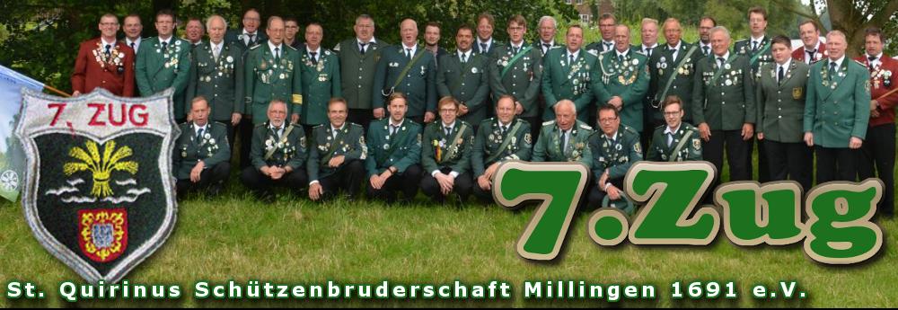 Der 7. Zug / St. Quirinus Schützenbruderschaft 1691 e.V.